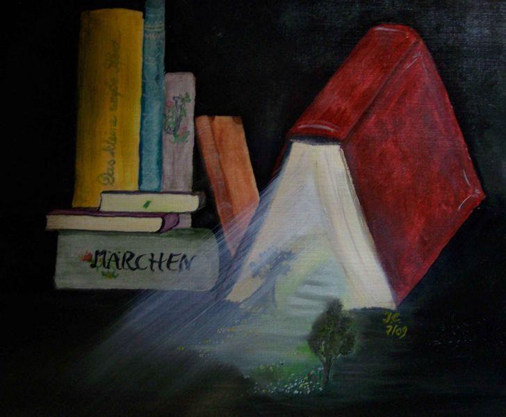 Durch ein Buch