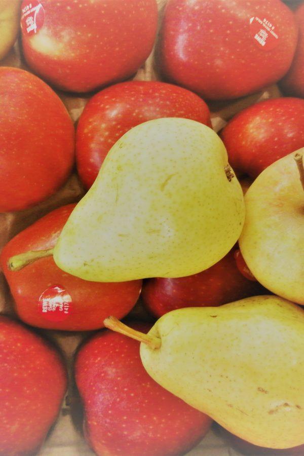 Wie man Äpfel mit Birnen vergleicht, oder was ich als Anthologie-Herausgeberin gelernt habe